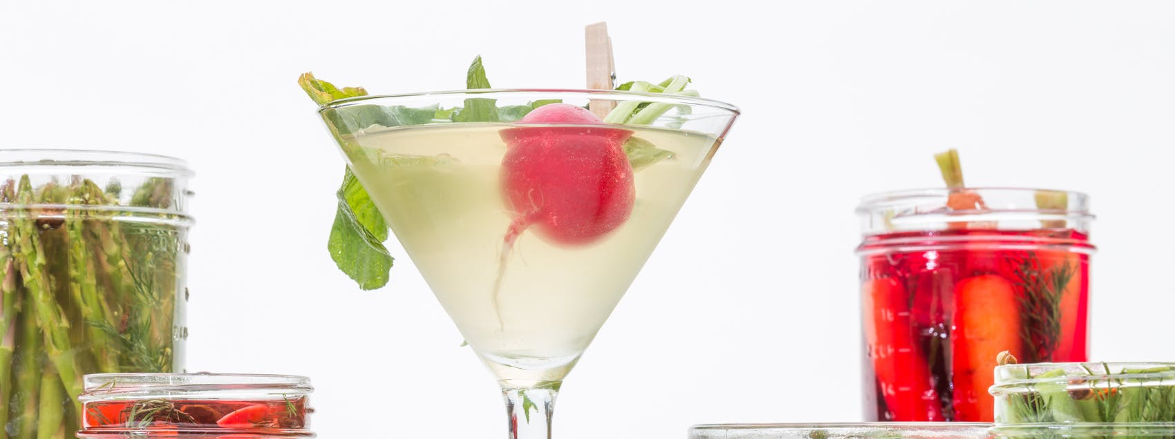 The Dirt-y Martini