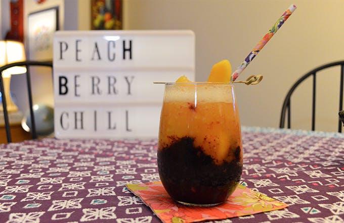 Peach Berry Chill
