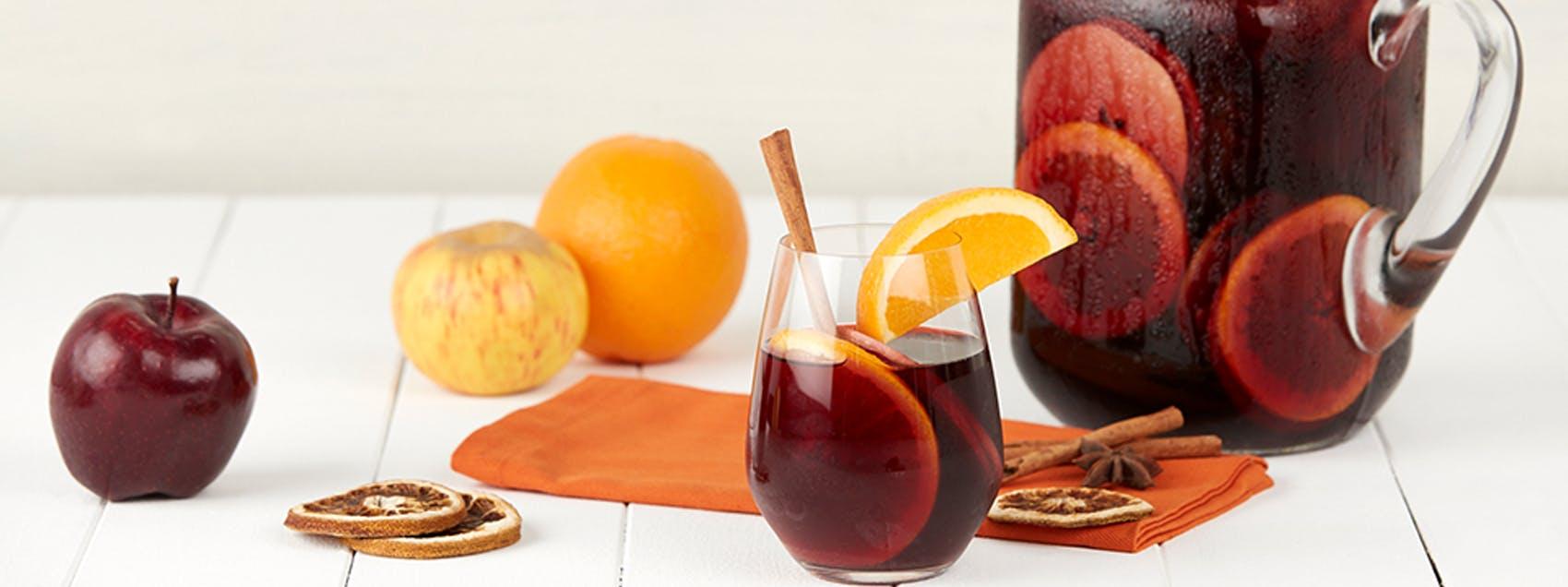 Cinnamon Spice Sangria