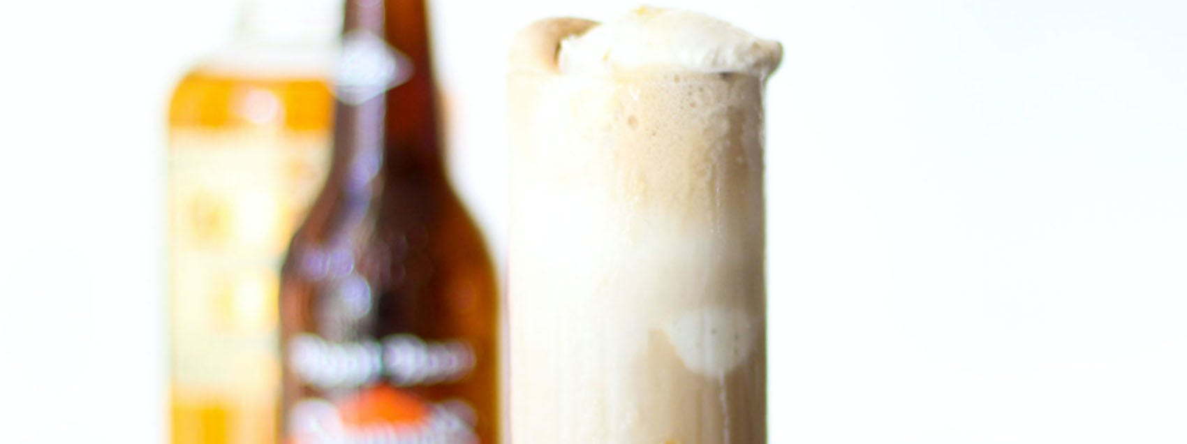 Bourbon Float